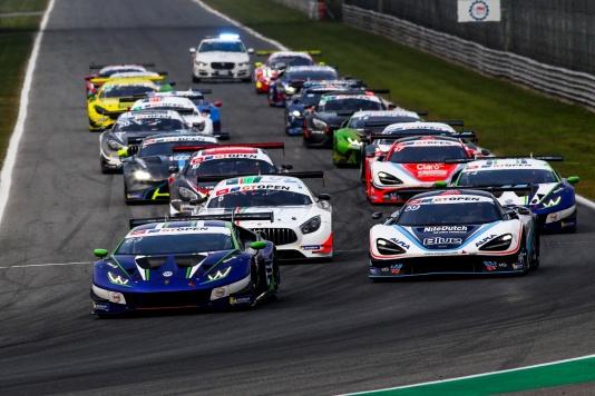 Motori: Monza ospita gli International GT Open