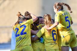 Esultanza Hellas Verona