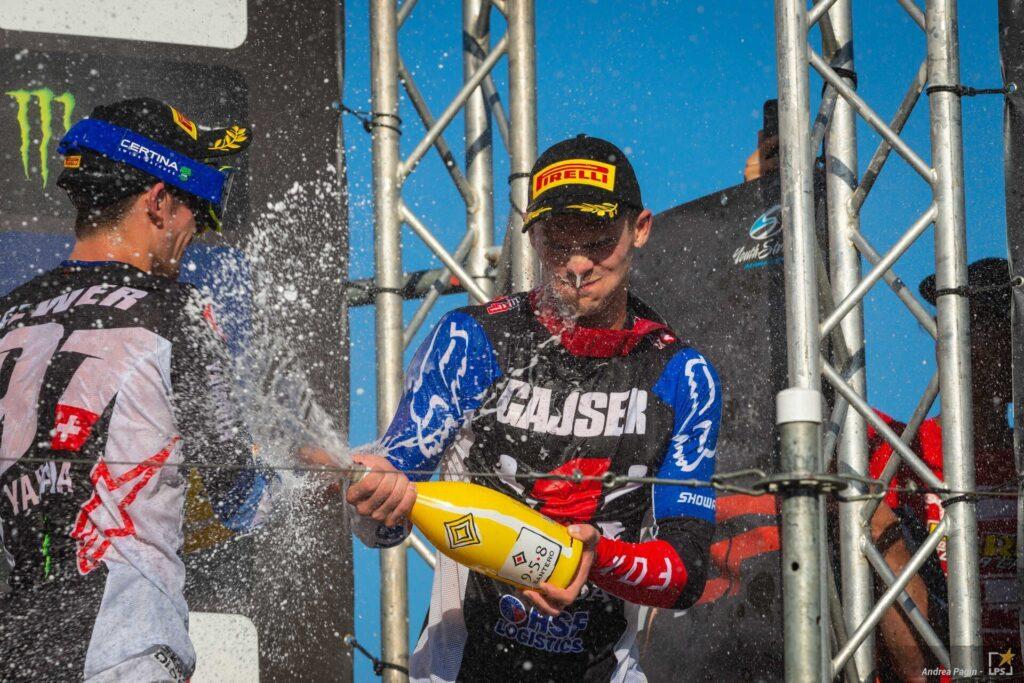 Mondiale motocross: Antonio Cairoli alla ricerca dell'impresa