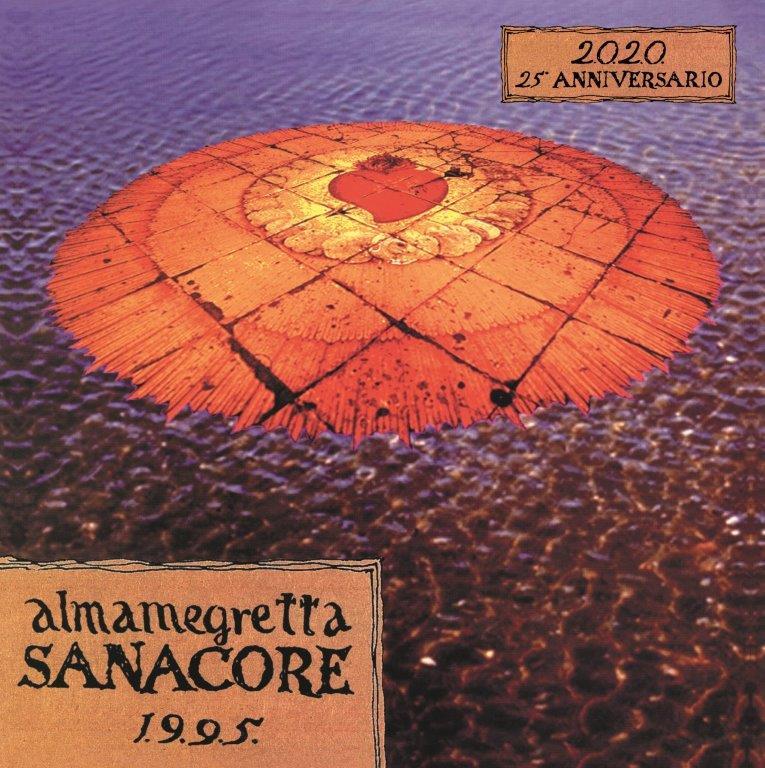 """Almanegretta: esce il remaster dell'album """"Sanacore"""""""