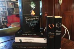 Sfuggiamo dalla realtà con Frank Schätzing