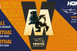 Venicemarathon 2020: HOKA ONE ONE Venicemarathon One for All