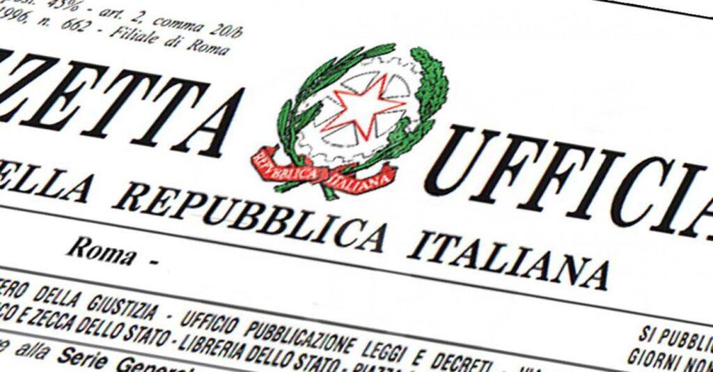 """Sport: Pubblicato in G.U. il """"Decreto Ristori"""""""