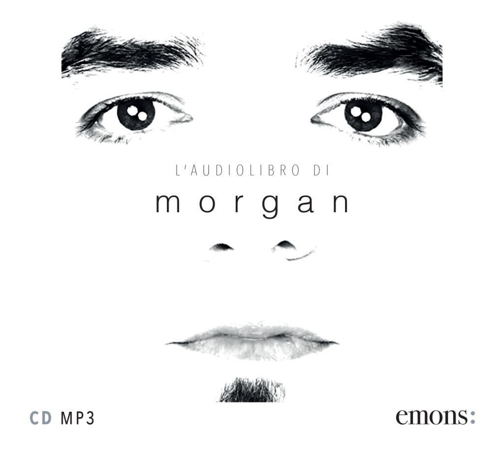 """""""L'AUDIOLIBRO DI MORGAN"""", un progetto musicale e letterario di Morgan"""