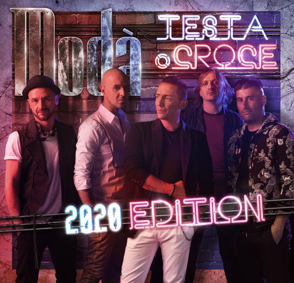 """""""Testa o Croce 2020 Edition"""": la special edition dell'ultimo album dei MODÀ"""
