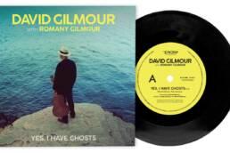 DAVID GILMOUR: ESCE IL VINILE 7