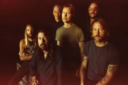Foo Fighters: un nuovo album per festeggiare i 25 anni di carriera