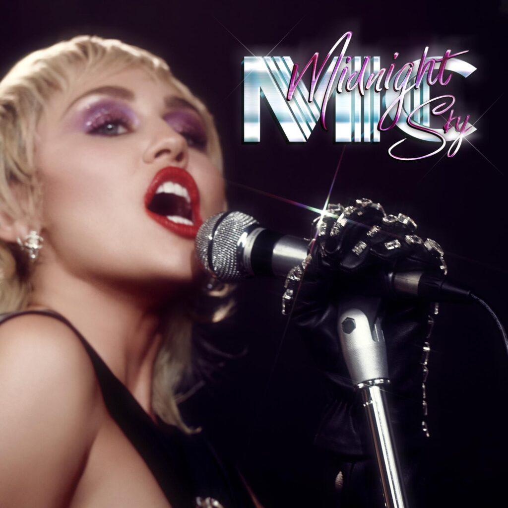 "Disponibile ""Plastic Hearts"" Miley Cyrus"