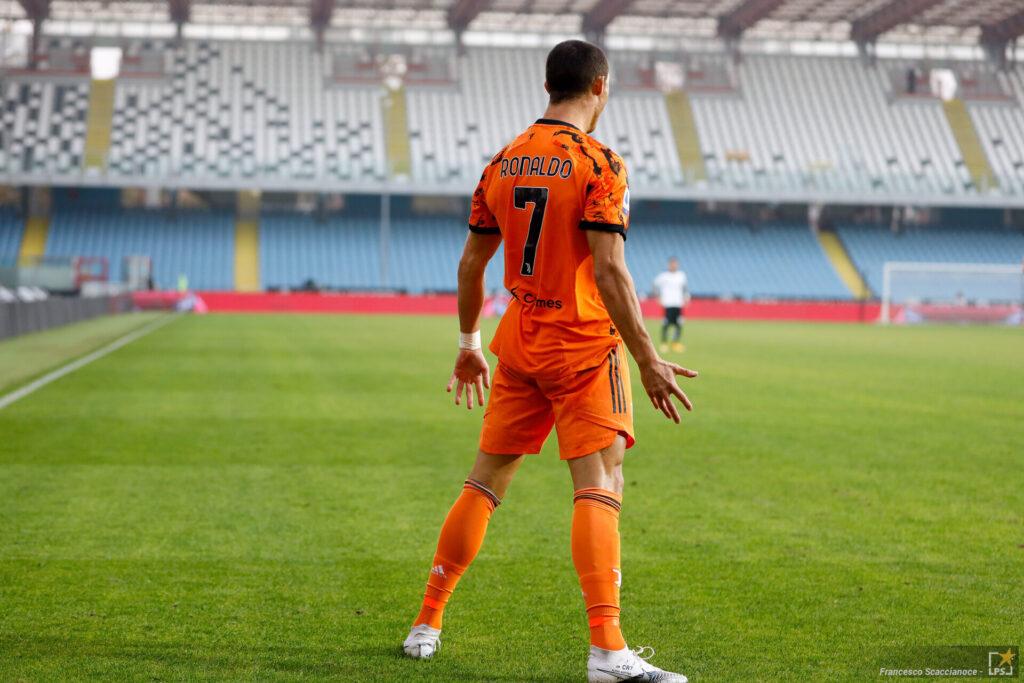 Cristiano Ronaldo e la sua...Esultanza!