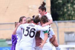 Calcio femminile: il resoconto della nona giornata di serie A
