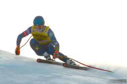 Dominik Paris sesto prova Stelvio.