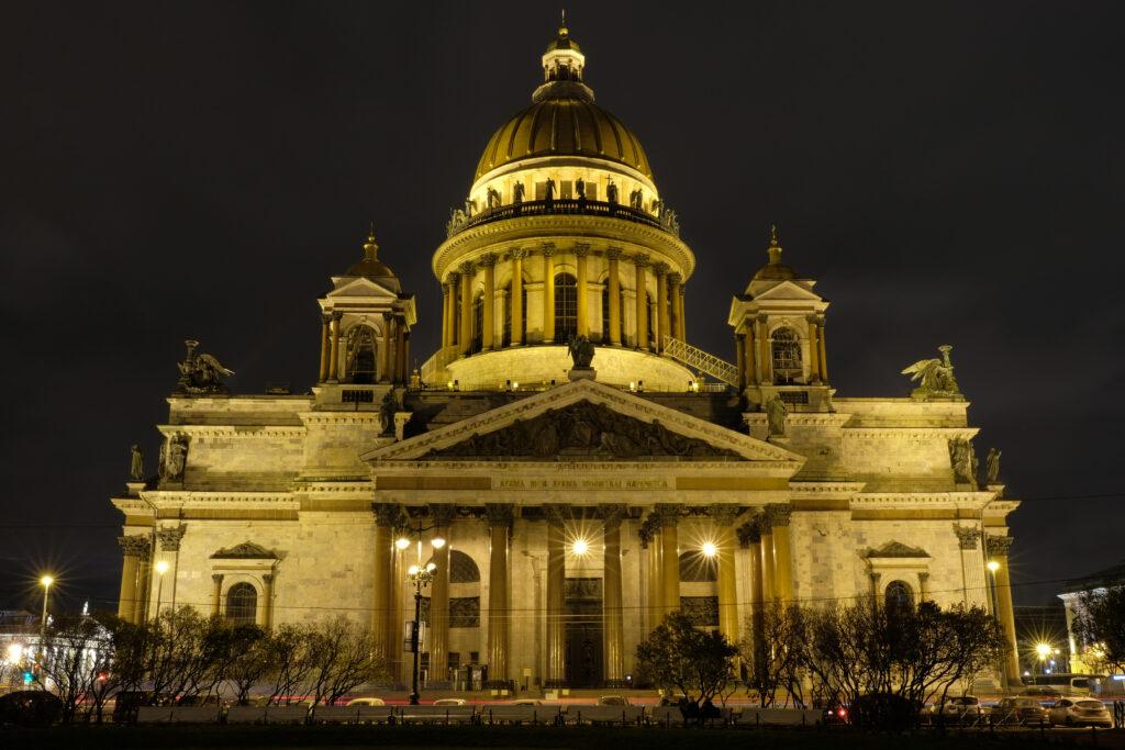 Cattedrale San Isacco San Pietroburgo