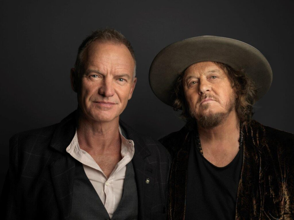 September Sting & Zucchero