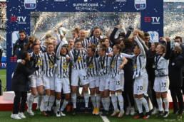 Calcio Femminile: la Supercoppa è ancora della Juventus!