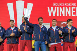 INEOS Team UK finalista Prada Cup
