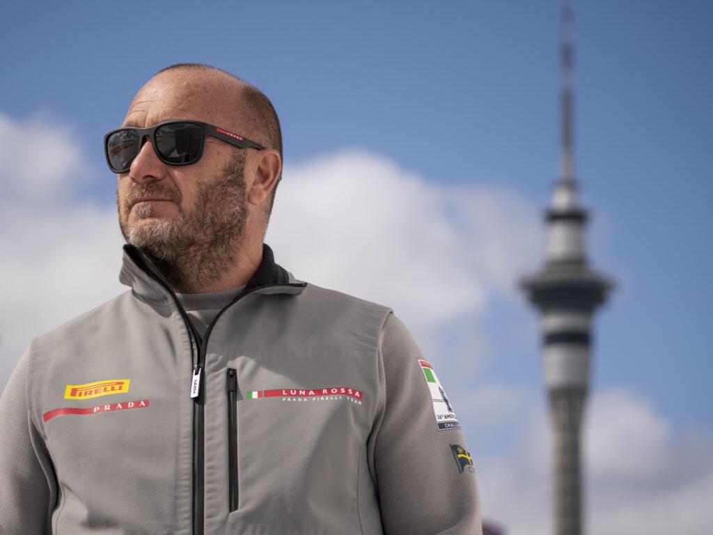 Max Sirena - Luna Rossa Prada Pirelli Team