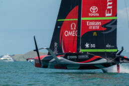 Te Rehutai Emirates Team New Zealand