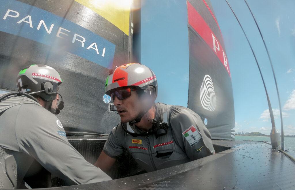 Enrico Voltolini - Luna Rossa Prada Pirelli Team