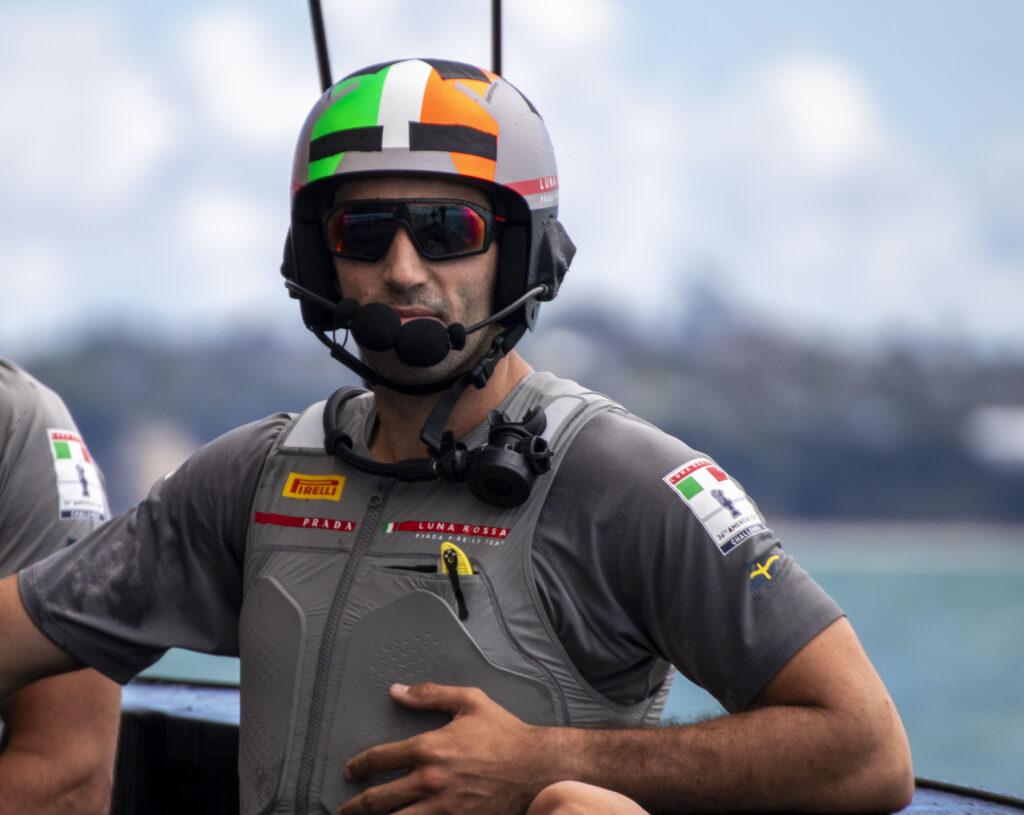Umberto Molineris - Luna Rossa Prada Pirelli Team