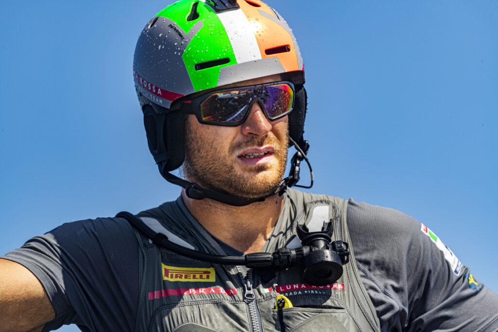 Nicholas Brezzi - Luna Rossa Prada Pirelli Team
