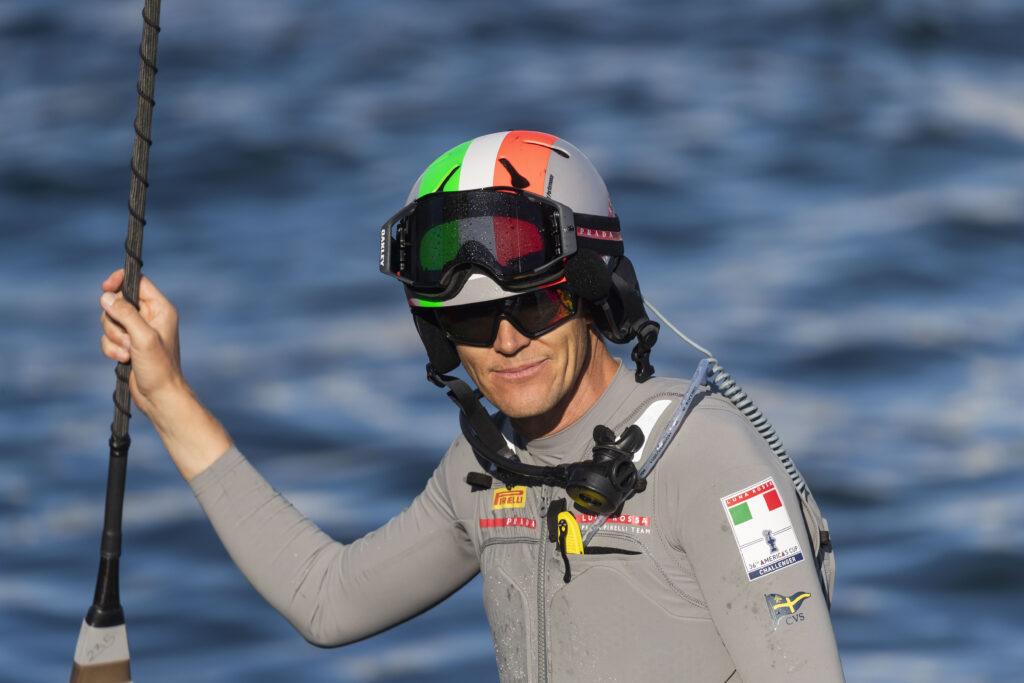 Pietro Sibello - Luna Rossa Prada Pirelli Team