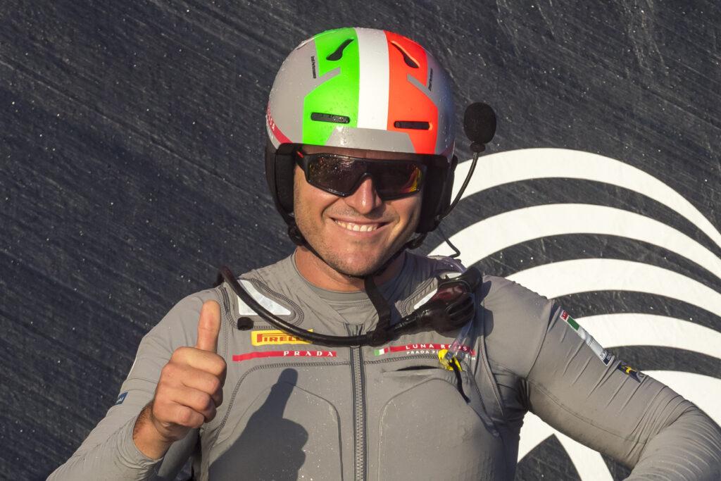 Romano Battisti - Luna Rossa Prada Pirelli Team