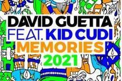 Memories David Guetta Kid Cudi