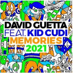 Memories David Guetta Kid Cudi
