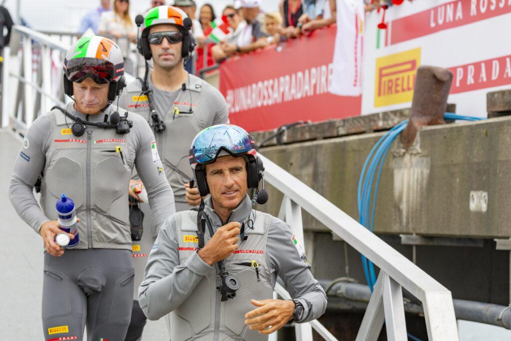 America's Cup velisti o piloti?