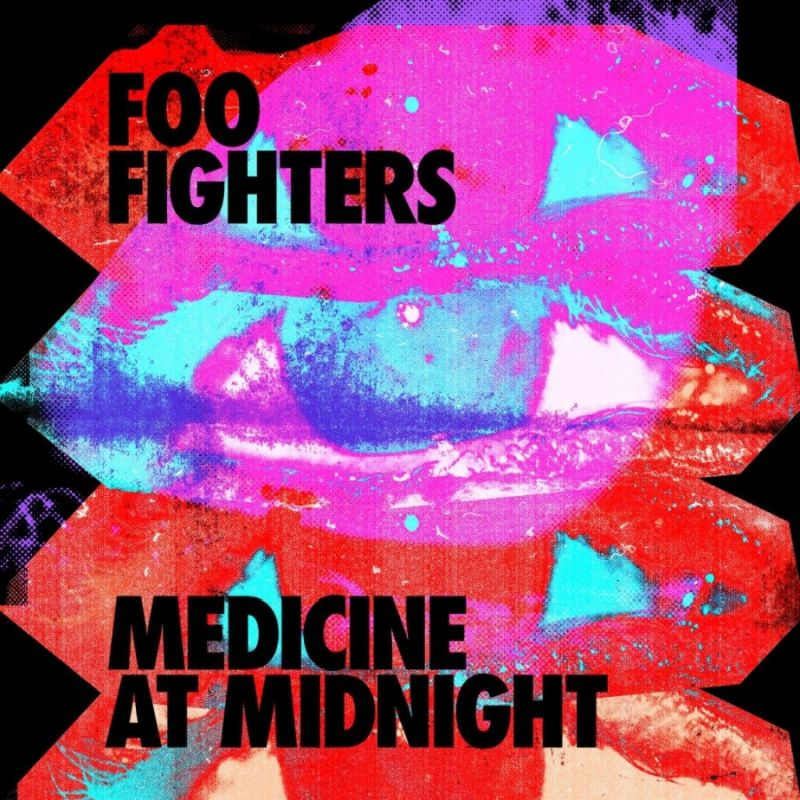 """Medicine at midnight"" Foo Fighters"