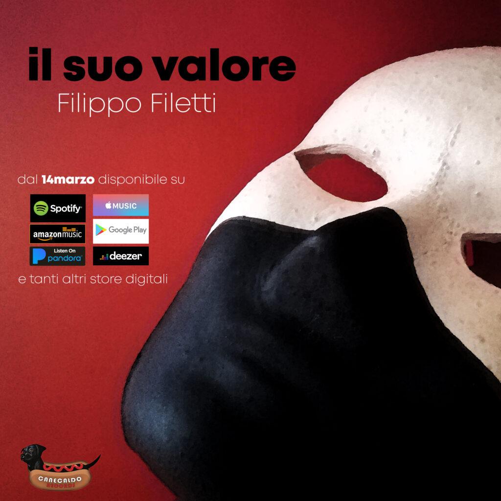 """""""Il suo valore"""" Filippo Filetti"""