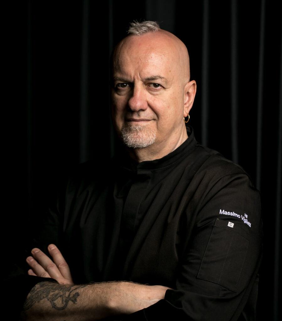 Massimo Viglietti Chef