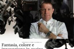 Chef Terry Giacomello