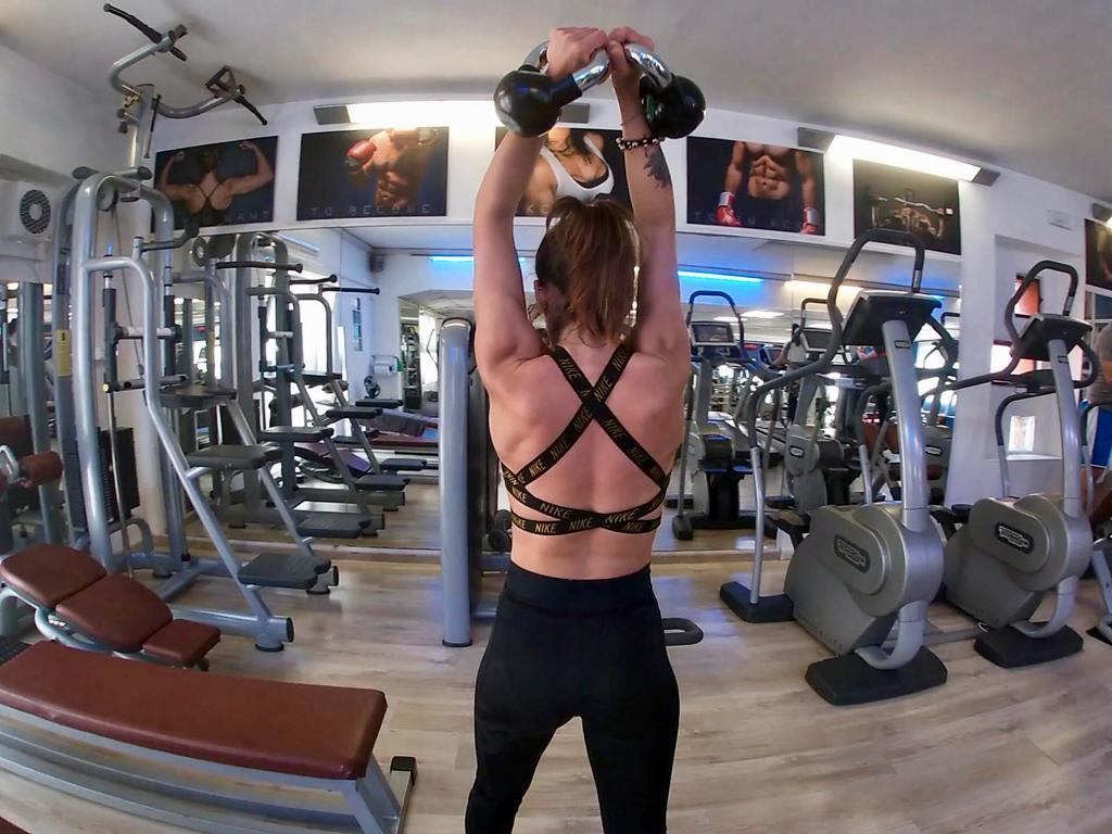 Greta Bovio Personal Trainer LiveMedia24