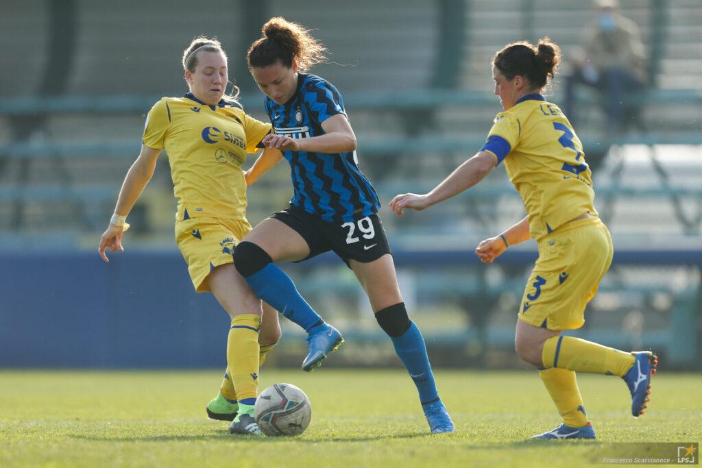 Calcio femminile: il resoconto della quattordicesima giornata di serie A