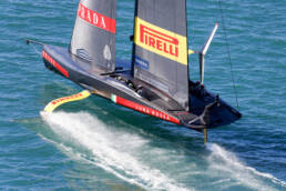 America's Cup Emirates Team New Zealand - Luna Rossa 2-2