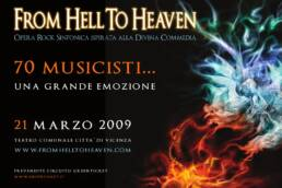 From Hell to heaven Dantedì
