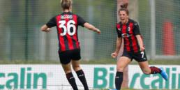 Calcio femminile: il resoconto della diciottesima giornata di serie A
