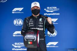 Formula 1 GP Portogallo pole bottas
